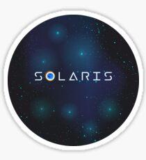Solaris, George Clooney, Steven Soderbergh, Stanisław Lem, Natascha McElhone Pegatina