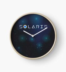 Solaris, George Clooney, Steven Soderbergh, Stanisław Lem, Natascha McElhone Reloj