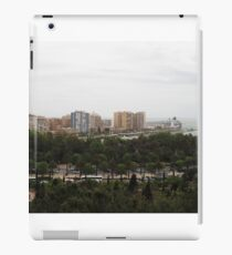 Malaga from top iPad Case/Skin