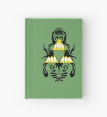 Zelda Triforce Ink Hardcover Journal