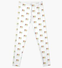 STEMinist Science March Support T-shirt Leggings