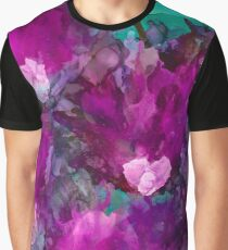 Water Lillies Graphic T-Shirt