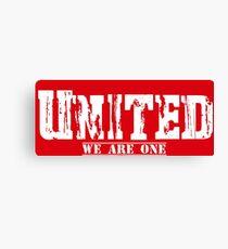United Canvas Print