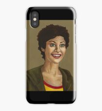 Living Conditions - Kathy Newman - BtVS iPhone Case/Skin