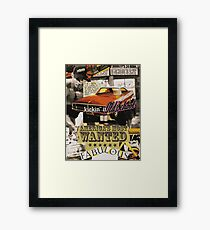 Fabulous Driving Framed Print