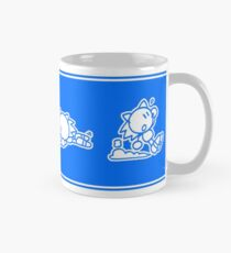 Sonic the Sketch-Hog Mug Cup Mug