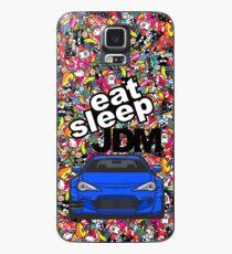 Mangez sommeil JDM GT86 en bombe autocollant bleu Coque et skin Samsung Galaxy