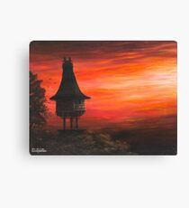 Terra do Sol Nascente / Land of the Rising Sun Canvas Print