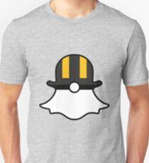 Ultra Ball Snapchat Logo Unisex T-Shirt