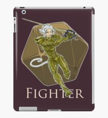 Dungeons and Dragons Fighter iPad Case/Skin