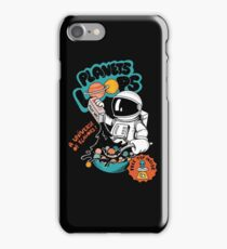 Astronaut  cereal iPhone Case/Skin