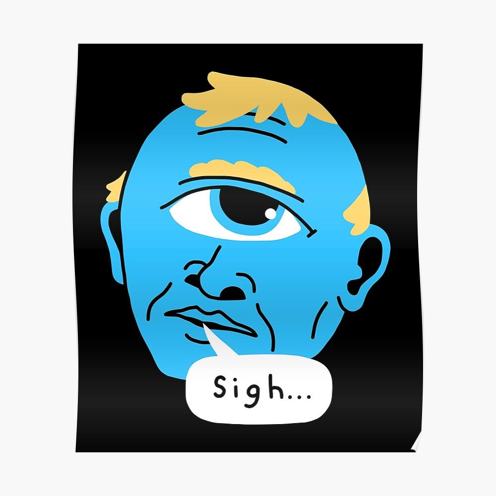 Sighclops Poster