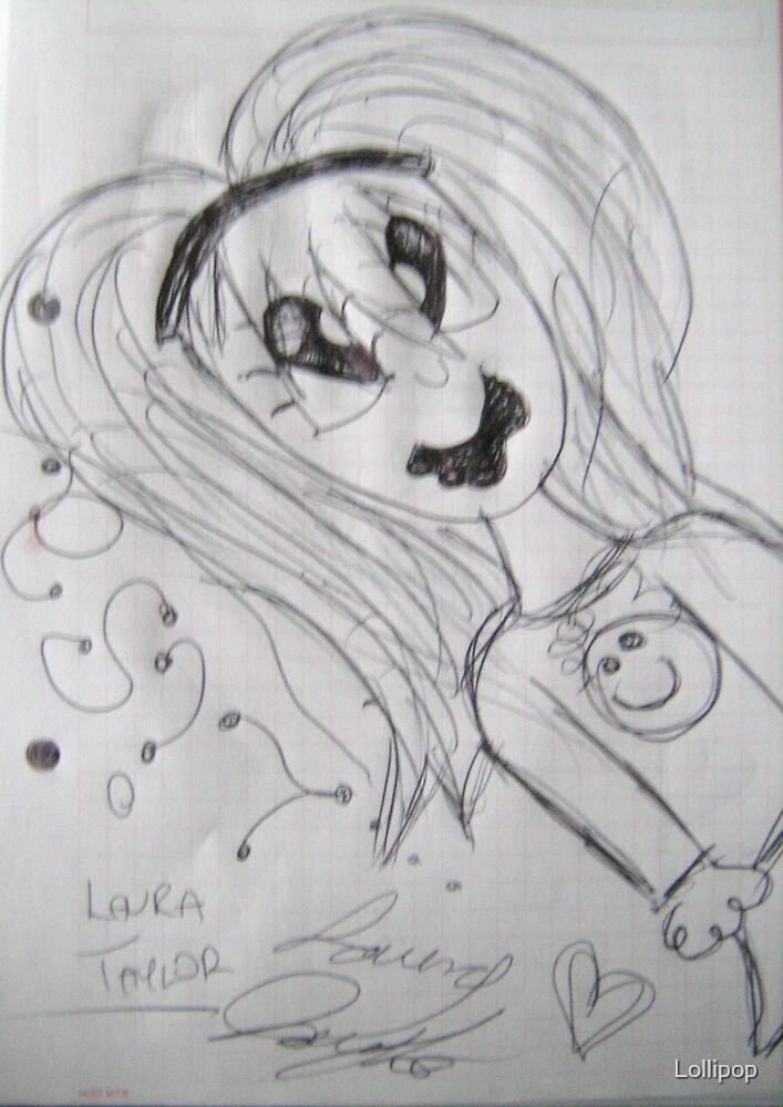 Confused Lisa by Lollipop