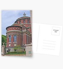 St Paul's Chapel, Columbia University Postcards