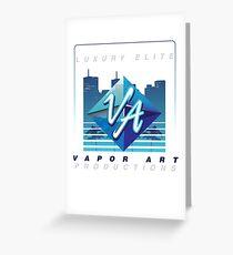 Luxury Elite Greeting Card