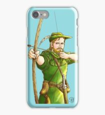 Robin Hood: The Legend iPhone Case/Skin