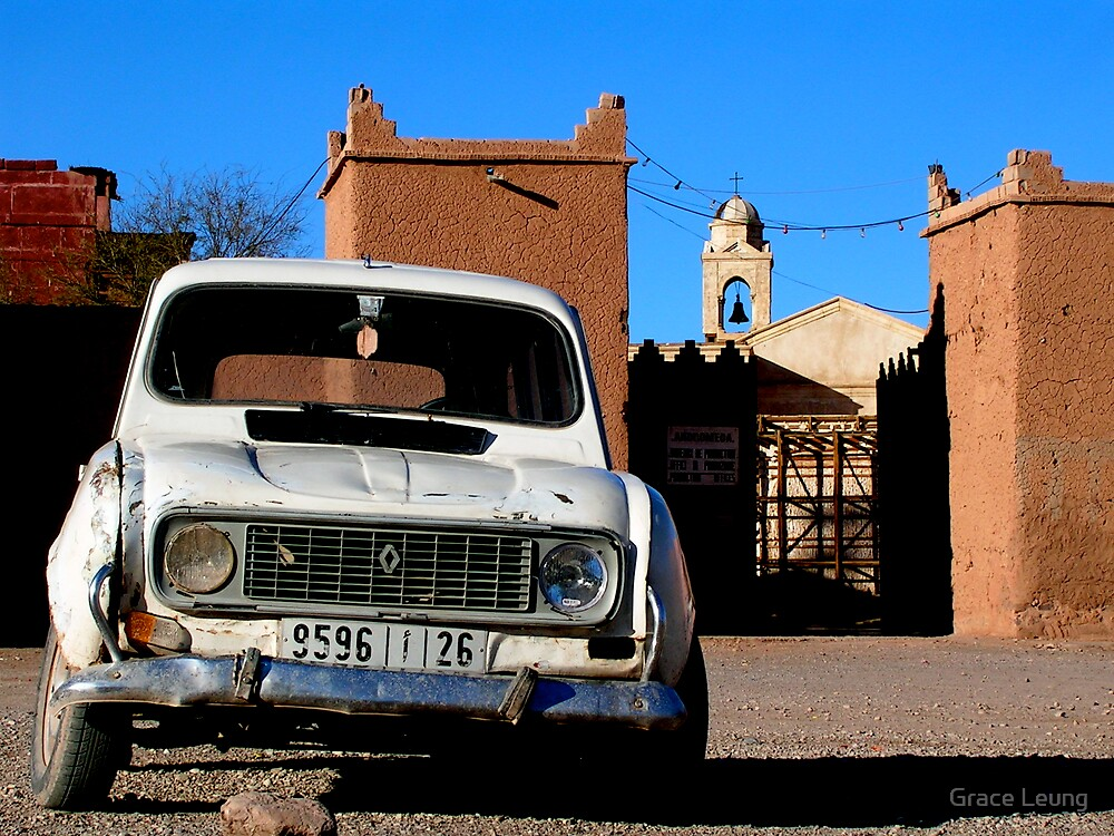 Abandoned in Morocco by Grace Leung