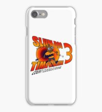 Slum Dog Time Machine 3 iPhone Case/Skin