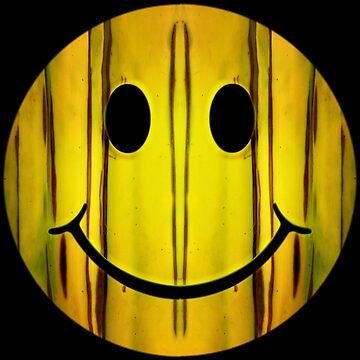 smiley banana by filippobassano