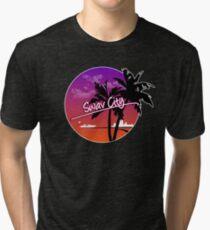 Swav City Tri-blend T-Shirt
