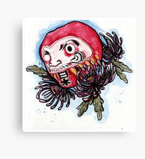 Daruna Doll  Canvas Print