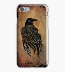 Clockwork Raven iPhone Case/Skin