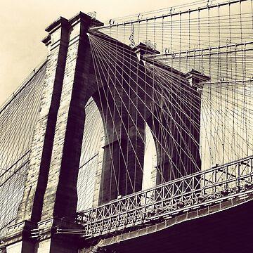 Brooklyn Bridge by dangtianwan678