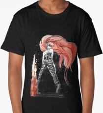 Rainbow Punk: Flame Funk Long T-Shirt