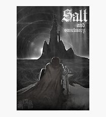 Salt and Sanctuary Print Photographic Print