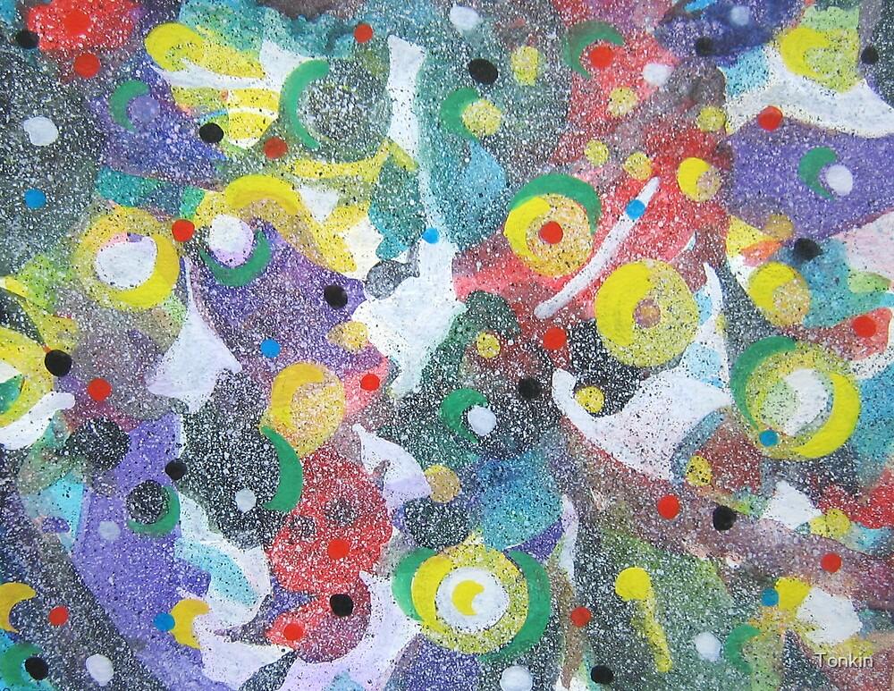 Random Multicoloured by Tonkin