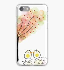 Birds of A Feather Flock Together iPhone Case/Skin