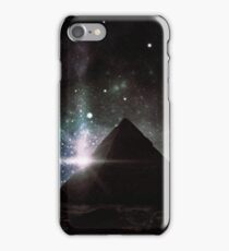 Pyramid Nights iPhone Case/Skin