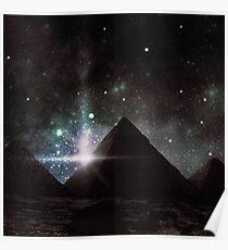 Pyramid Nights Poster
