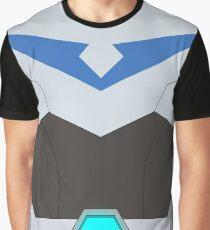 Voltron Paladin - Blue Graphic T-Shirt