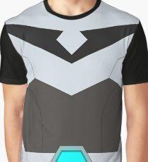 Voltron Paladin - Black Graphic T-Shirt
