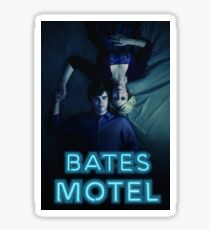 Bates Motel Norma Norman Sticker Sticker