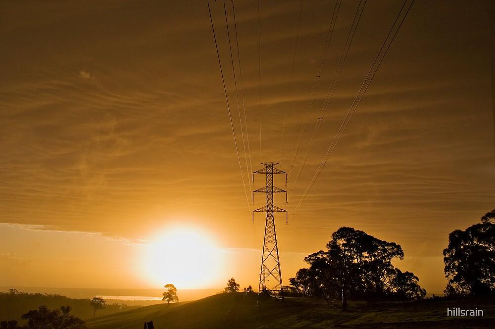 Evening power supply by hillsrain