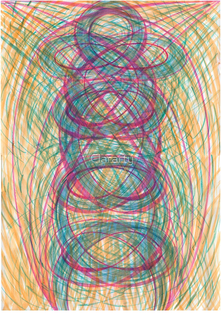 DNA of the Soul / Jacob's Ladder by Clararty