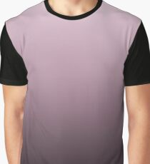 West Coast: Muted Mist (Dusky Rose) Graphic T-Shirt