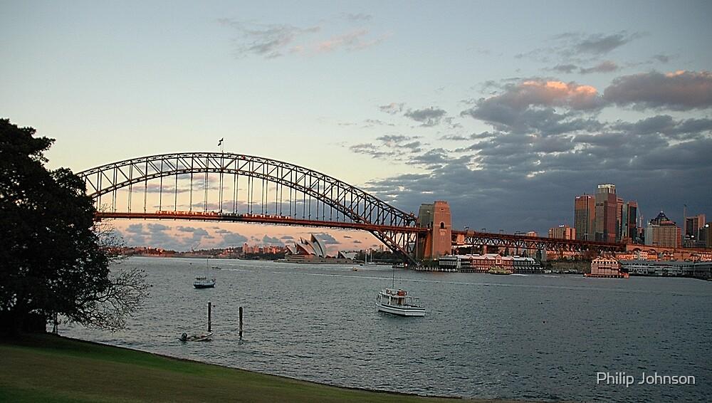 Sydney Reflects by Philip Johnson