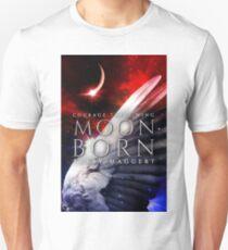 YA Fantasy Cover Art: Moonborn T-Shirt