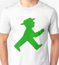 Ampelmann / Ampelmännchen Unisex T-Shirt