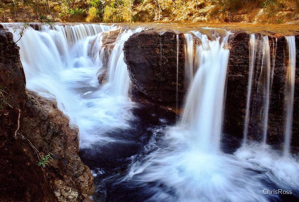 Eliot Falls, Cape York by ChrisRoss