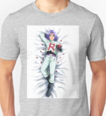 James in bed Unisex T-Shirt