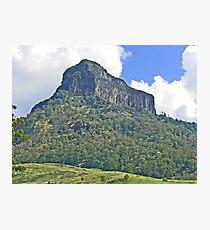 Mt Lindesay Photographic Print