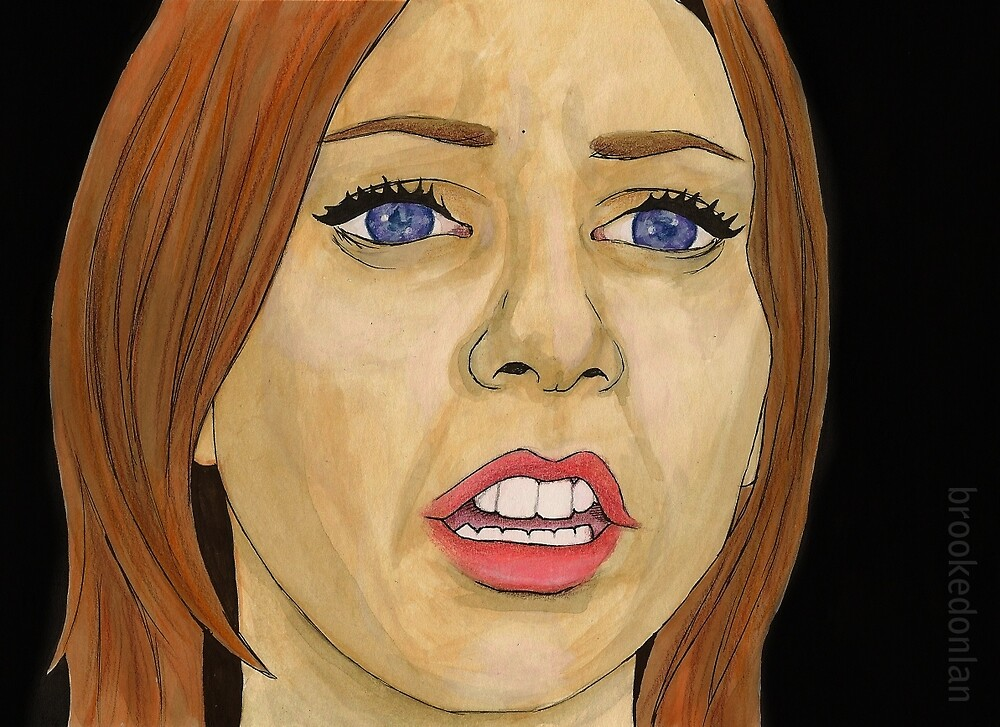 Something Blue - Willow - BtVS by Brooke Donlan