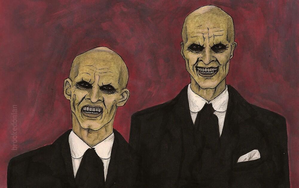 Hush - The Gentlemen - BtVS by Brooke Donlan