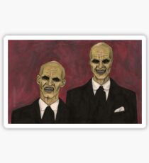 Hush - The Gentlemen - BtVS Sticker