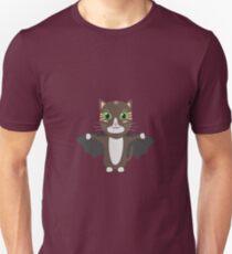 Vampire Kitty Cat Rbqzw T-Shirt