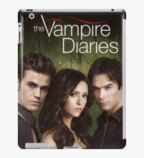 The Vampire Diaries Cover iPad Case/Skin